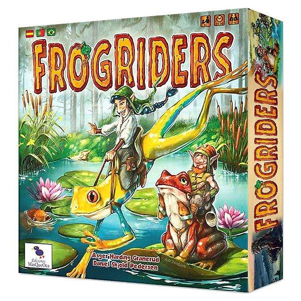 Jogo Frogriders