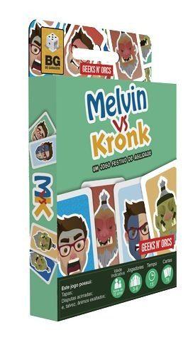 Jogo Melvin Vs Kronk