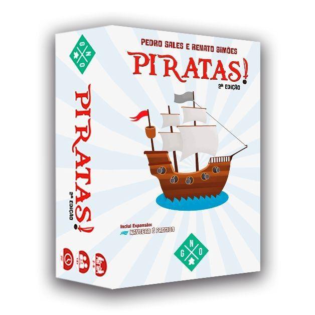 Jogo Piratas!
