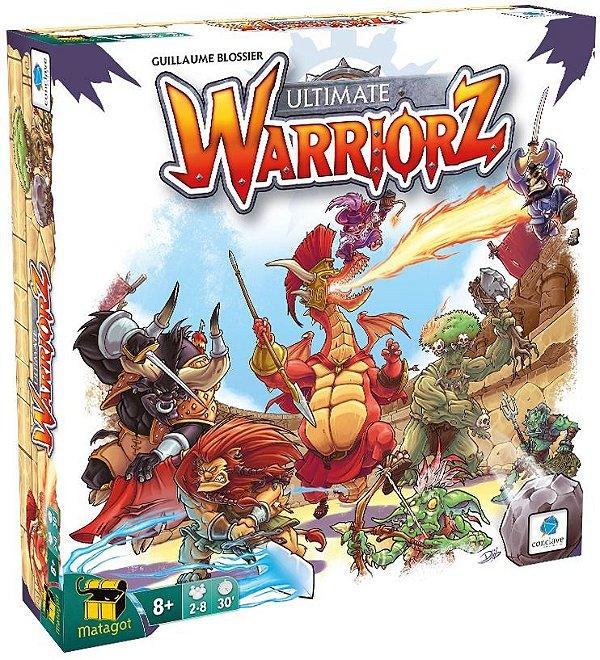 Jogo Ultimate Warriorz