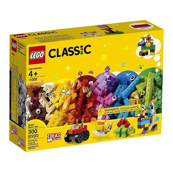 Lego Classic - Conjunto de Peças Básico 11002