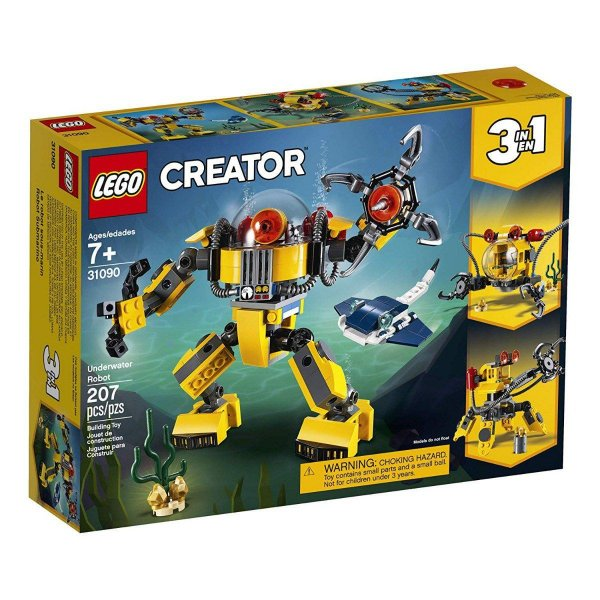 Lego Creator - Robô Subaquático 31090