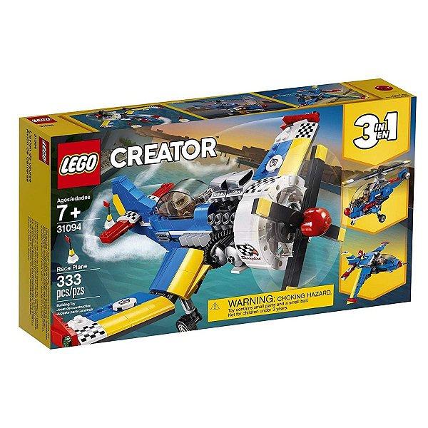 Lego Creator - Avião De Corrida 31094