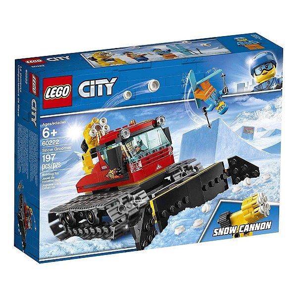 Lego City - Limpa Neve 60222