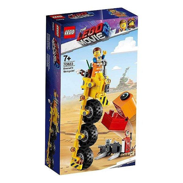Lego Movie 2 - O Triciclo Do Emmet! 70823
