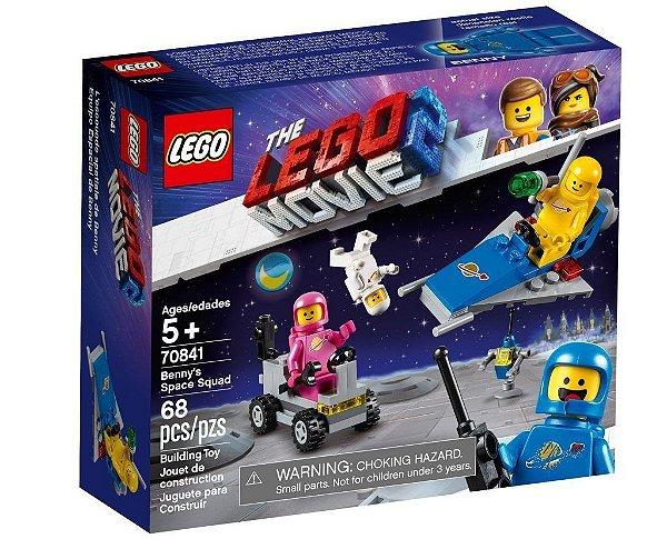Lego Movie 2 - O Pelotão Espacial Do Benny 70841
