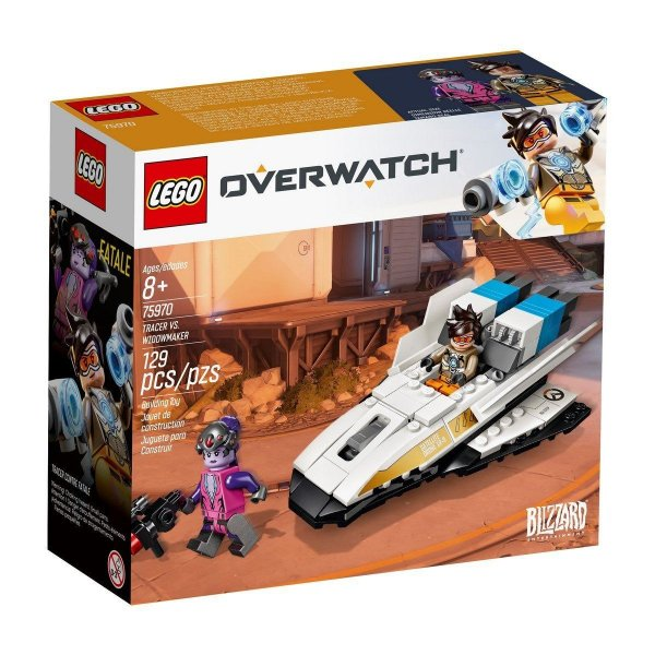 Lego Overwatch - Tracer Vs. Widowmaker 75970