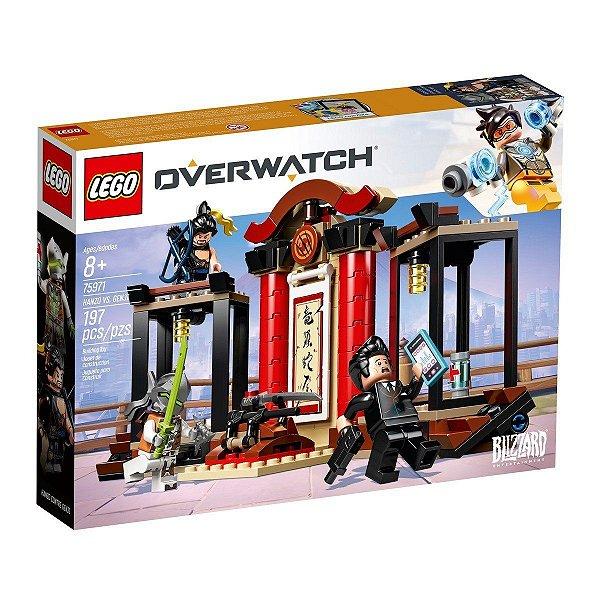 Lego Overwatch - Hanzo Vs. Genji 75971