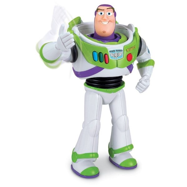 Boneco Buzz Lightyear Toy Story Disney - Toyng