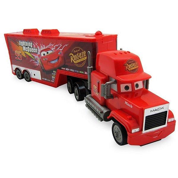 Caminhão De Fricção Mack Disney Carros - Toyng