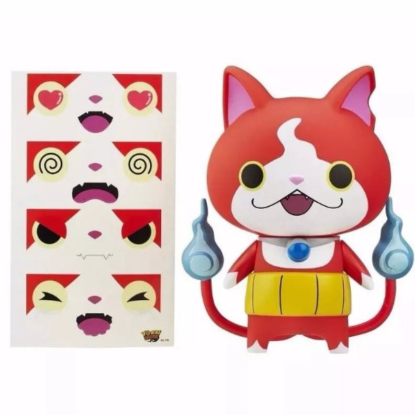 Boneco Yo-Kai Watch - Jibanyan