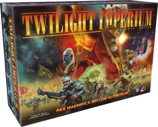Jogo Twilight Imperium 4th Edition