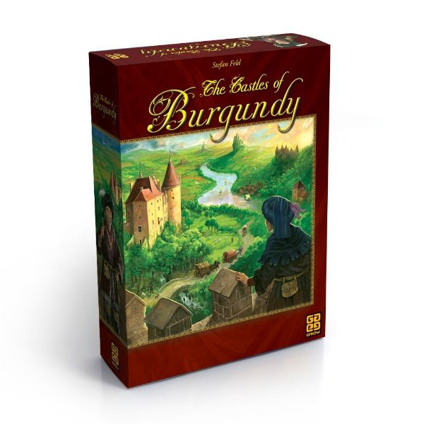 Jogo The Castles Of Burgundy