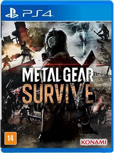 Game para PS4 - Metal Gear Survive