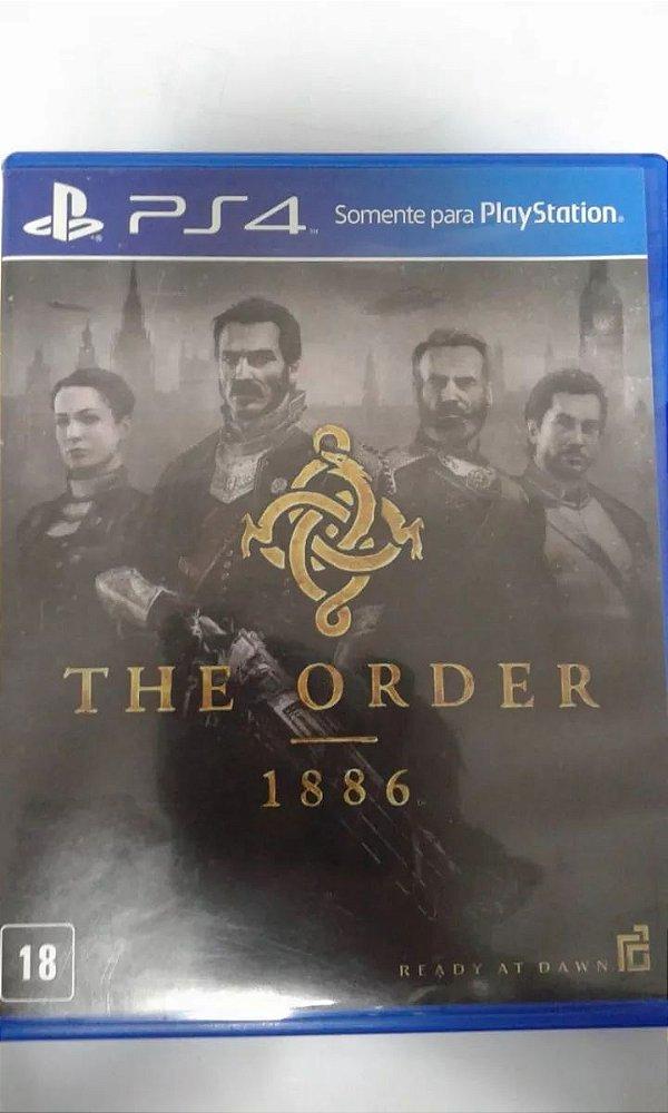 Game Para PS4 - The Order 1886