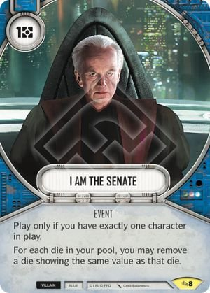 SW Destiny - I Am The Senate
