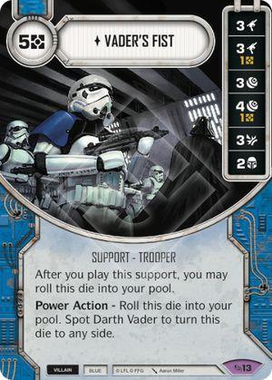 SW Destiny - Vader's Fist