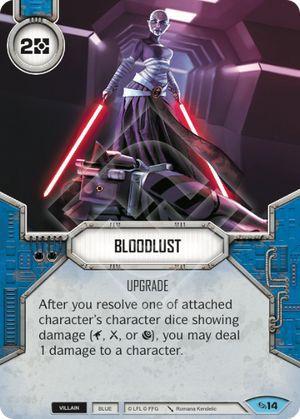 SW Destiny - Bloodlust