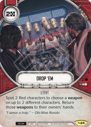 SW Destiny - Drop 'Em