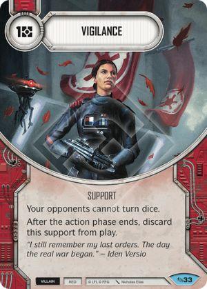 SW Destiny - Vigilance