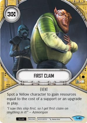 SW Destiny - First Claim
