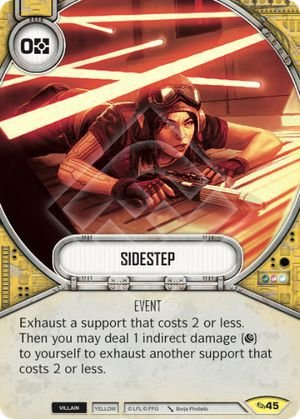 SW Destiny - Sidestep