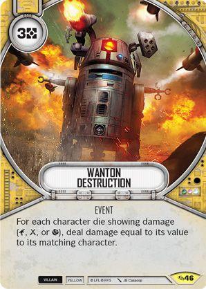 SW Destiny - Wanton Destruction
