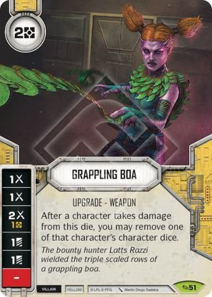 SW Destiny - Grappling Boa