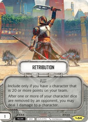 SW Destiny - Retribution
