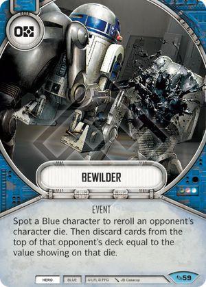 SW Destiny - Bewilder