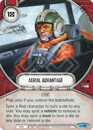 SW Destiny - Aerial Advantage