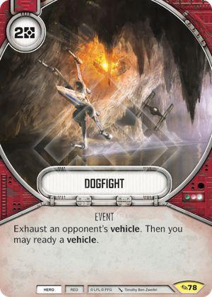 SW Destiny - Dogfight
