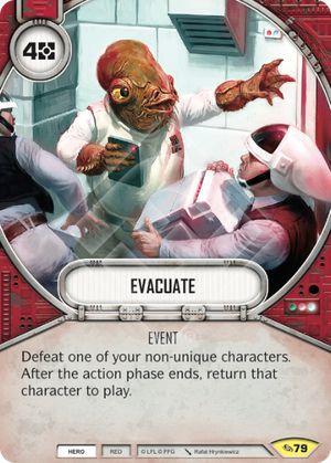 SW Destiny - Evacuate