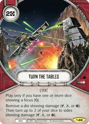 SW Destiny - Turn The Tables