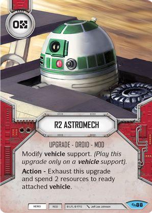 SW Destiny - R2 Astromech