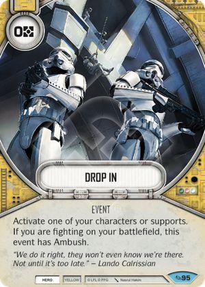 SW Destiny - Drop In