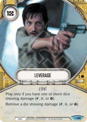 SW Destiny - Leverage