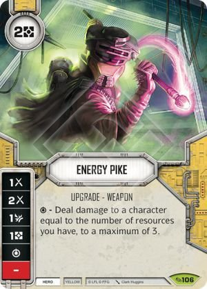 SW Destiny - Energy Pike