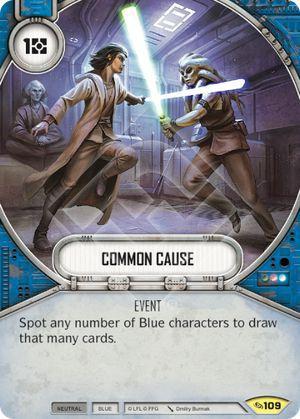 SW Destiny - Common Cause