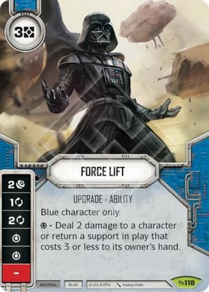 SW Destiny - Force Lift