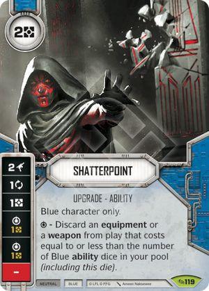SW Destiny - Shatterpoint