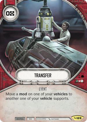 SW Destiny - Transfer