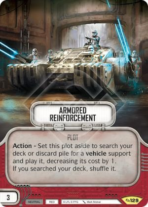 SW Destiny - Armored Reinforcement