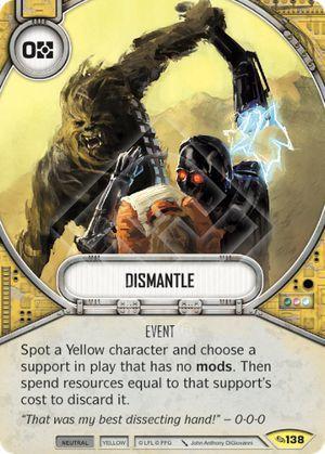 SW Destiny - Dismantle
