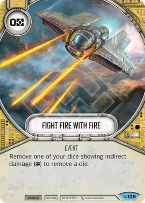 SW Destiny - Fight Fire With Fire