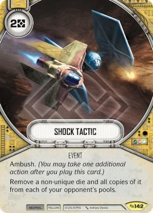 SW Destiny - Shock Tactic