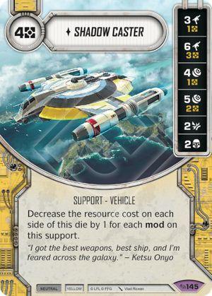 SW Destiny - Shadow Caster