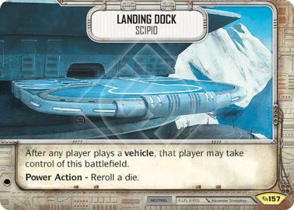 SW Destiny - Landing Dock Scipio