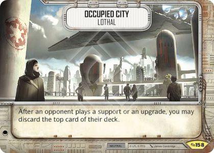 SW Destiny - Occupied City Lothal