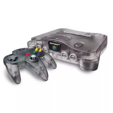 Console Nintendo 64 Sabores ( Jabuticaba ) + Brinde
